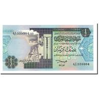Billet, Libya, 1/2 Dinar, 1991, Undated, KM:58b, SPL+ - Libya