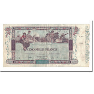 France, 5000 Francs, 5 000 F 1918 ''Flameng'', 1918, 1918-01-28, TB+ - 1871-1952 Gedurende De XXste In Omloop