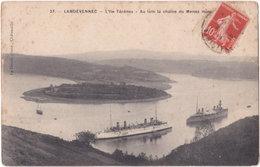 29. LANDEVENNEC. L'Ile Térénez. 27 - Landévennec