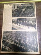 ANNEES 20/30 ASSEMBLEE GENERALE DE LA FEDERATION AGRICOLE DU NORD A LILLE AU PALAIS RAMEAU - Colecciones