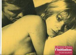 3 Photographies D'exploitation Film érotique  La Découverte De L'amour L'Initiation Les Joies Du Plaisir - Photographs