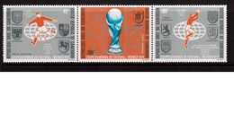 Cameroon-1974,(Mi.774-776), Football, Soccer, Fussball,calcio,MNH - Coppa Del Mondo