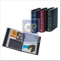 LEUCHTTURM ALBUM X CARTOLINE - COLORE BLU  - ART. 314054 - Matériel