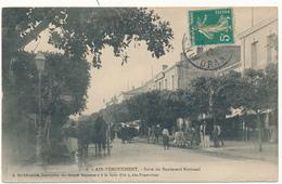 AIN TEMOUCHENT - Sortie Du Boulevard National - Autres Villes
