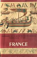 Bayeux 14  - Affiche Mourlot Tapisserie De La Reine Mathilde Pour Le Ministère Du Tourisme 1955 - Affiches
