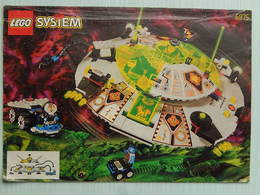 Plan Lego System  Spacial 6975 - Plans