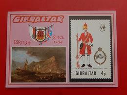 Cp GIBRALTAR Neuve - Gibilterra