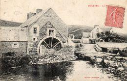CPA -   DIELETTE  (50)   Le Moulin - Andere Gemeenten