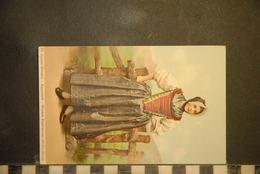 CP, SUISSE, Ausser Rhoden Appenzell Rhodes Extérieures Costume De Suisse - Costumes