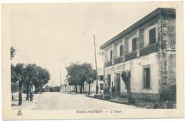 BABA HASSEN - L'Hôtel - Autres Villes