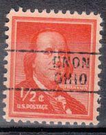 USA Precancel Vorausentwertung Preo, Locals Ohio, Enon 745 - Vereinigte Staaten