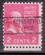 USA Precancel Vorausentwertung Preo, Locals Ohio, Farmersville 734 - Vereinigte Staaten