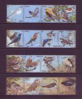 Malta 2001 - Uccelli, 16v MNH** - Malta
