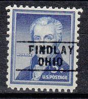 USA Precancel Vorausentwertung Preo, Locals Ohio, Findley 745 - Vereinigte Staaten