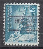 USA Precancel Vorausentwertung Preo, Locals Ohio, Fort Seneca 813 - Vereinigte Staaten
