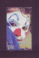 Malta 2002 - Europa, Il Circo, 1v Usato - Malta