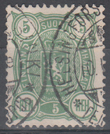 D7580 - Finland Mi.Nr. 28B O/used, Perf. 14 : 13 - 1856-1917 Russian Government
