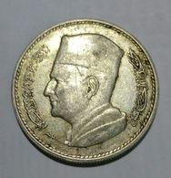 MAROCCO - 1 DIRHAM - Mohammed V (1960) AG / SILVER - Marocco