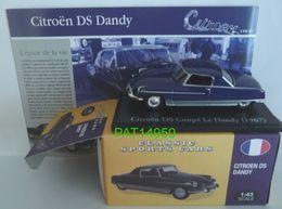 CITROEN DS COUPE LE DANDY De 1967 - Cars & 4-wheels