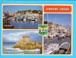 Cp Carte Postale   - Ciboure Socoa - Ciboure