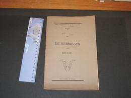ROUJOL,Florentin,De Kermissen Van Brussel,ed.Peeters-Geschiedkundige En Folkloristische Opzoekingen Van Brabant 1925(?) - Culture