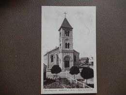 CPA D95 - TRES RARE - CITE D'ORGEMONT - ARGENTEUIL - EGLISE SAINT FERDINAND - EDIT CARON - R12288 - Argenteuil