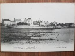 Argenton,près Landunvez.édition Le Bihan - Other Municipalities