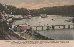 AK Sydney City Suburbs Mosman 's Bay Circular Quay Quai Ferry New South Wales NSW Australia Australien Australie - Sydney