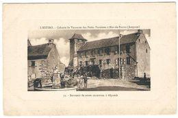 L' Estibo Colonie De Vacances Des Petits Parisiens à Mur De Barrez (Aveyron) Souvenir De Notre Excursion à Alpuech - Frankreich