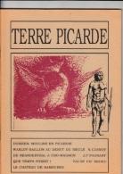 Revue Terre Picarde -n°22 - Picardie - Nord-Pas-de-Calais