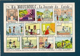 LA BOURBOULE - La Journée Du Curiste - La Bourboule