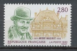 FRANCE - 1995 -  - NEUF - Yvert 2966 - Unused Stamps