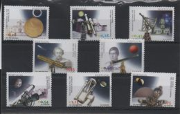 LOT 489 - PORTUGAL   N° 2562/2569    ** -  ASTRONOMIE - Space