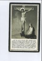CAMILLE HALLAERT EPOUX MARIE VAN EECKHOUTTE ° BEERNEM 1859 + BRUGES ( BRUGGE ) 1911 - Images Religieuses
