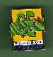 PEUGEOT *** SOCHAUX CE ***  A039 - Peugeot