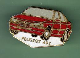 PEUGEOT *** 405 *** Signe DIMO ***  A039 - Peugeot