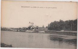 95  Beaumont Sur Oise Le Pont A Pierres - Beaumont Sur Oise