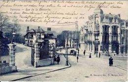 VERVIERS - Rue De La Concorde - Carte Précurseur - Oblitération De 1905 - Edition Marcovici - Verviers