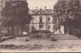 D38 - La Côte St André - Château De Champvert  : Achat Immédiat - Par EDITEURS
