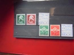 3eme Reich N°569-72 - Nuovi
