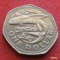 Barbados 1 Dollar 1979 KM# 14.1 Barbade Barbades - Barbados