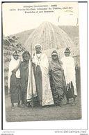 GUINEE FOUTA DJALLON ALMAMY DE TIMBA CHEF DES FOULAHS ET SES FEMMES - French Guinea