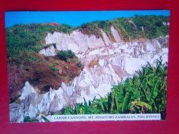 Lahar Canyon Mt Pinatubo (National Book Store) - Philippinen
