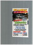 X RALLY VIDEO SALENTO ANDREUCCI SCUOLA RALLY MARCA TRAVAGLIA ASINARA CUNICO Camera Car - Sport