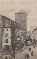 15 SAINT-FLOUR     Vieux Clocher De La Halle Au Blés  TB PLAN    1904  PAS COURANT - Saint Flour