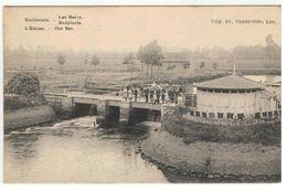 Emblem - Emblehem. - Les Bains  L'Ecluse  1911 - Ranst
