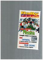 X RALLY VIDEO MESSINA LONGGHI CONTINENTAL CUNICO MOLISE CECCANO STAGIONE 2000 - Sports