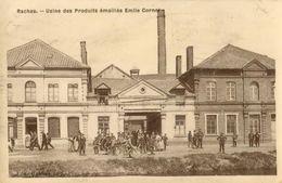 Raches. Usine Des Produits émaillés Emile Cornet - Other Municipalities