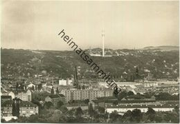 Dresden - Blick Vom Rathaus Zum Fernsehturm - Foto-AK Großformat - Verlag Görtz Bad Frankenhausen - Dresden