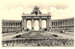 Bruxelles - CPA - Arcade Et Musée Du Cinquantenaire - Musea